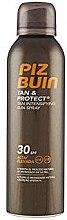 Voňavky, Parfémy, kozmetika Opaľovací sprej s ochranou proti slnku - Piz Buin Tan&Protect Tan Intensifying Sun Spray SPF30