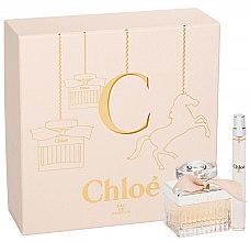 Voňavky, Parfémy, kozmetika Chloe - Sada (edp/50ml + edp/10ml)