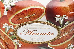 """Voňavky, Parfémy, kozmetika Toaletné mydlo """"Pomaranč"""" - Saponificio Artigianale Fiorentino Orange"""