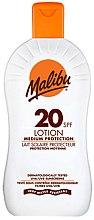 Voňavky, Parfémy, kozmetika Opaľovací lotion SPF 20 - Malibu Lotion Medium Protection