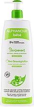 Voňavky, Parfémy, kozmetika Olivový čistiaci lotion - Alphanova Bebe Bio-Liniment Olive Clensing Lotion