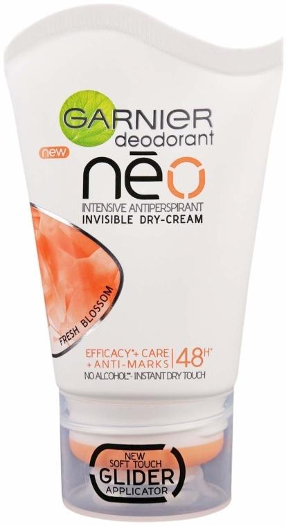 Krémový dezodorant - Garnier NEO Nežný kvet