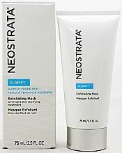 Voňavky, Parfémy, kozmetika Nočná gélová maska na tvár - Neostrata Clarify Exfoliating Mask