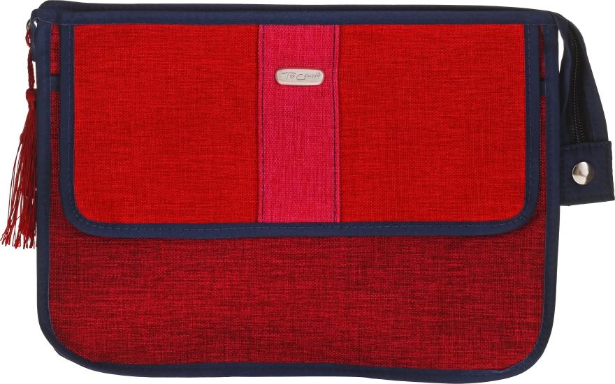 Kozmetická taška 94620, červená - Top Choice 4COL — Obrázky N1