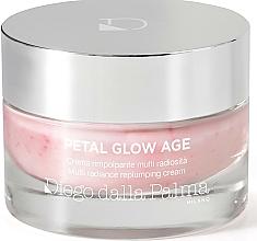 Voňavky, Parfémy, kozmetika Protistarnúci krém na tvár pre žiarivú pleť - Diego Dalla Palma Petal Glow Age Multi Radiance Replumping Cream