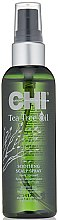 Voňavky, Parfémy, kozmetika Upokojujúci sprej s čajovníkovým olejom - CHI Tea Tree Oil Soothing Scalp Spray