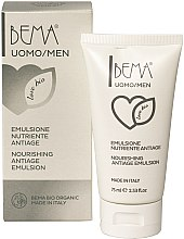 Voňavky, Parfémy, kozmetika Emulzia proti starnutiu pre mužov - Bema Nourishing Antiage Emulsion Men