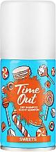 Voňavky, Parfémy, kozmetika Suchý šampón na vlasy - Time Out Dry Shampoo Sweets