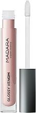 Voňavky, Parfémy, kozmetika Hydratačný lesk na pery - Madara Cosmetics Glossy Venom Lip Gloss