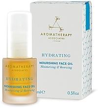 Voňavky, Parfémy, kozmetika Hydratačný výživný olej na tvár - Aromatherapy Associates Hydrating Nourishing Face Oil