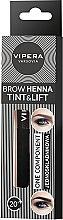 Voňavky, Parfémy, kozmetika Jednozložková henna pre obočie - Vipera Tint&Lift Brow Henna