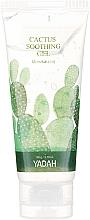 Voňavky, Parfémy, kozmetika Hydratačný gél s kaktusom - Yadah Cactus Soothing Gel