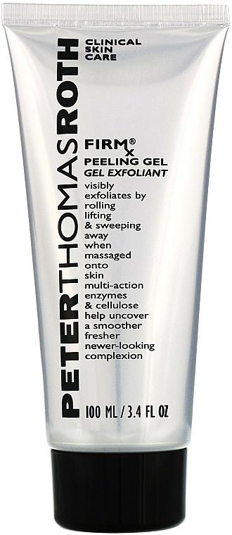 Exfoliačný pílingový gél s enzýmami a kyselinou hyalurónovou - Peter Thomas Roth FIRMx Peeling Gel