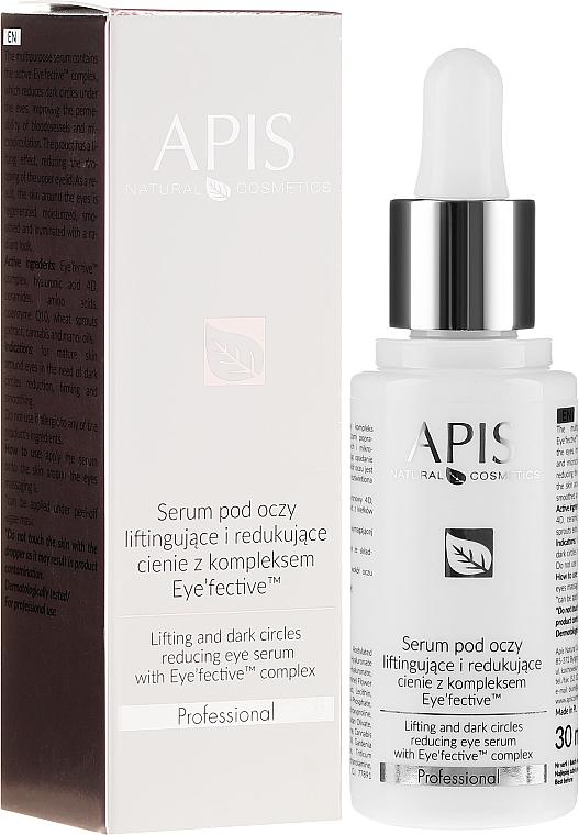 Sérum na pokožku okolo očí - Apis Professional Serum