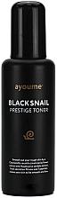 Voňavky, Parfémy, kozmetika Tonikum na tvár s mucínom čierneho slimáka - Ayoume Black Snail Prestige Toner