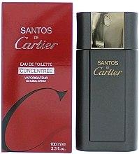 Voňavky, Parfémy, kozmetika Cartier Santos Concentree For Men - Toaletná voda