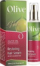 """Voňavky, Parfémy, kozmetika Sérum na vlasy """"Olive"""" - Frulatte Olive Restoring Hair Serum"""