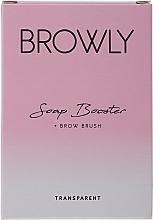 Voňavky, Parfémy, kozmetika Mydlo na modelovanie obočia - Browly Soap Booster