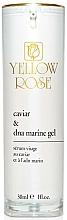 Voňavky, Parfémy, kozmetika Sérum s kaviárovým extraktom a morskou DNA - Yellow Rose Caviar & Marine DNA Gel
