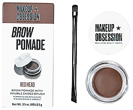 Voňavky, Parfémy, kozmetika Pomáda na obočie - Makeup Obsession Brow Pomade