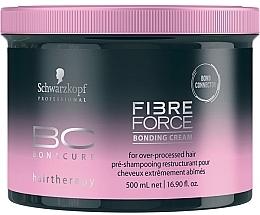 Voňavky, Parfémy, kozmetika Regeneračný krém - Schwarzkopf Professional BC Fibre Force Bonding Cream