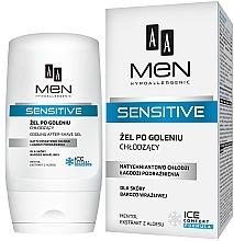 Voňavky, Parfémy, kozmetika Gél po holení - AA Men Sensitive After-Shave Gel Cooling