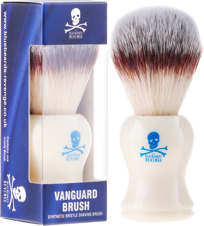 Štetka na holenie - The Bluebeards Revenge The Ultimate Vanguard Brush — Obrázky N1