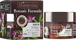 Voňavky, Parfémy, kozmetika Krém na tvár hydratačný - Bielenda Botanic Formula Hemp Oil + Saffron Moisturizing Cream