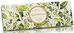 """Voňavky, Parfémy, kozmetika Sada prírodného mydla """"Jasmine"""" - Saponificio Artigianale Jasmine Scented Soap (soap/3pcsx100g)"""