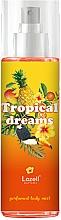 Voňavky, Parfémy, kozmetika Lazell Tropical Dreams - Sprej na telo