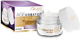 Voňavky, Parfémy, kozmetika Regeneračný krém proti vráskam 60+ - Vollare Age Creator Regenerating Anti-Wrinkle Cream Day/Night 60+