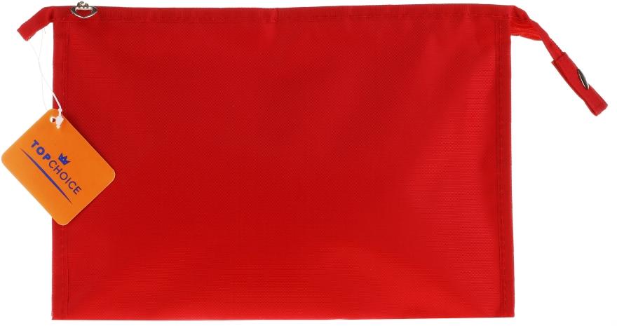 Kozmetická taška 96150, červená - Top Choice Simple — Obrázky N1