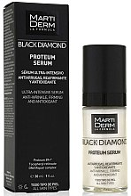Voňavky, Parfémy, kozmetika Sérum na tvár - MartiDerm Black Diamond Proteum Serum