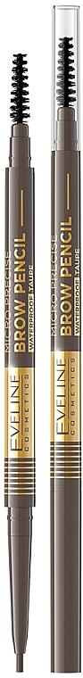 Ceruzka na obočie - Eveline Cosmetics Brow Pencil