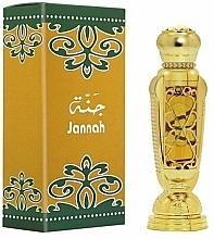 Voňavky, Parfémy, kozmetika Al Haramain Jannah - Olejový parfum (mini)