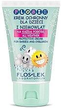 Voňavky, Parfémy, kozmetika Ochranný krém pre dojčatá a malé deti - Floslek Flosik All Weather Protective Cream