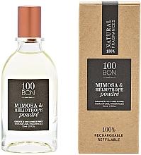 Voňavky, Parfémy, kozmetika 100BON Mimosa & Heliotrope Poudre Concentre - Parfumovaná voda