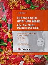 Voňavky, Parfémy, kozmetika Maska na tvár - Leaders 7 Wonders Caribean Coconut After Sun Mask