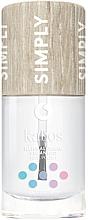 Voňavky, Parfémy, kozmetika Fixátor laku - Kabos Simply Top Coat Clean Beauty Top Coat