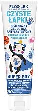 Voňavky, Parfémy, kozmetika Antibakteriálny gél na ruky - Floslek Super Boy Hygienic Antibacterial Hand Gel