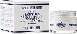Voňavky, Parfémy, kozmetika Mliečna krémová maska na tvár - Institut Karite Milk Cream Shea Mask