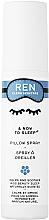 Voňavky, Parfémy, kozmetika Sprej na vankúš - Ren & Now to Sleep Pillow Spray