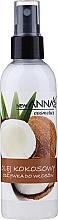 """Voňavky, Parfémy, kozmetika Bezoplachový kondicionér na vlasy """"Kokos"""" - New Anna Cosmetics"""