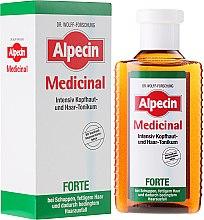 Voňavky, Parfémy, kozmetika Intenzívna tonika na pokožku hlavy - Alpecin Medical Forte