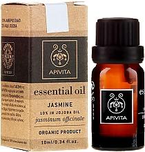 "Esenciálny olej ""Jasmín"" - Apivita Aromatherapy Organic Jasmine Oil — Obrázky N1"