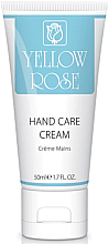 Voňavky, Parfémy, kozmetika Výživný, hydratačný a omladzujúci krém na tvár - Yellow Rose Hand Care Cream