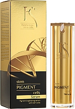Voňavky, Parfémy, kozmetika Sérum proti pigmentovým škvrnám - Fytofontana Stem Cells Pigment Brightening Serum
