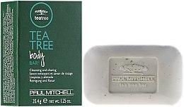 Voňavky, Parfémy, kozmetika Čistiace mydlo - Paul Mitchell Tea Tree Body Bar