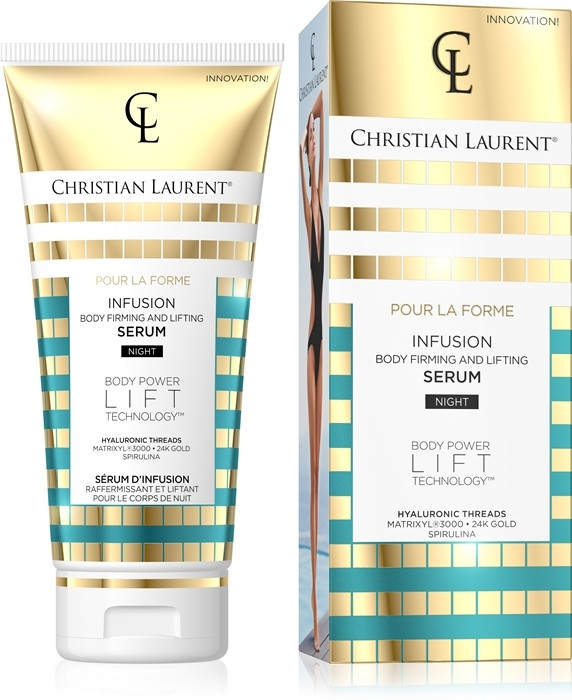 Sérum na telo - Christian Laurent Infusion Firming And Lifting Night Serum — Obrázky N2