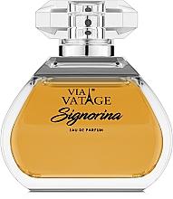 Voňavky, Parfémy, kozmetika Via Vatage Signorina - Parfumovaná voda